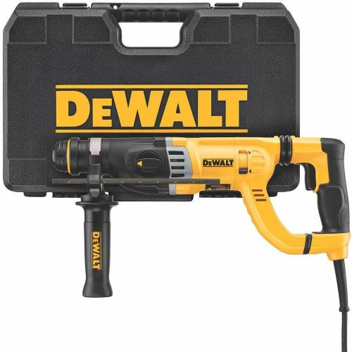DEWALT D25263K D-Handle SDS Rotary Hammer with Shocks, 1-18