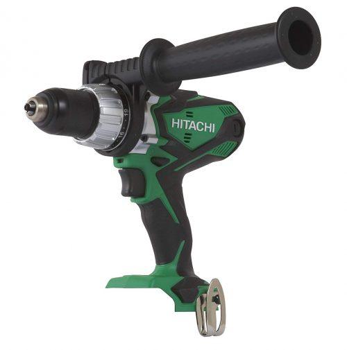 Hitachi DV18DSDLP4 18-Volt Cordless Lithium-Ion Hammer Drill