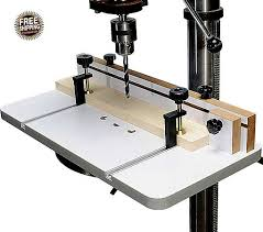MLCS 2326 Drill Press Table and Fence