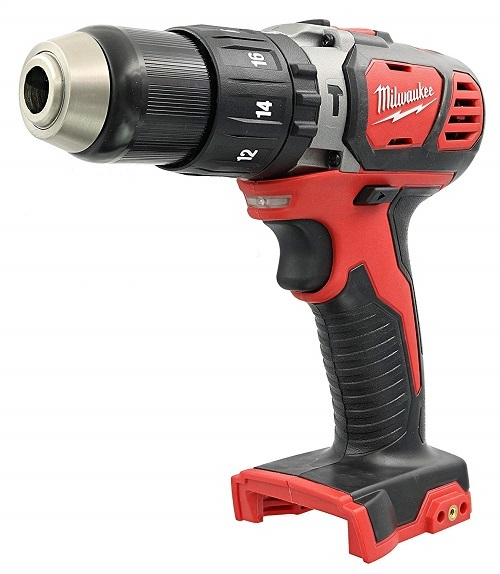 Milwaukee 2607-20 M18 12 Hammer Drill
