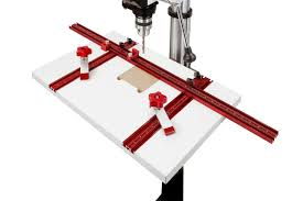 Woodpeckers Precision Woodworking Tools WPDPPACK1 Drill Press Table