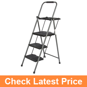 Best Choice Products Shade 3 Step Ladder