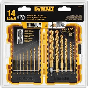 DEWALT DW1354 Brad-Point Drill Bits