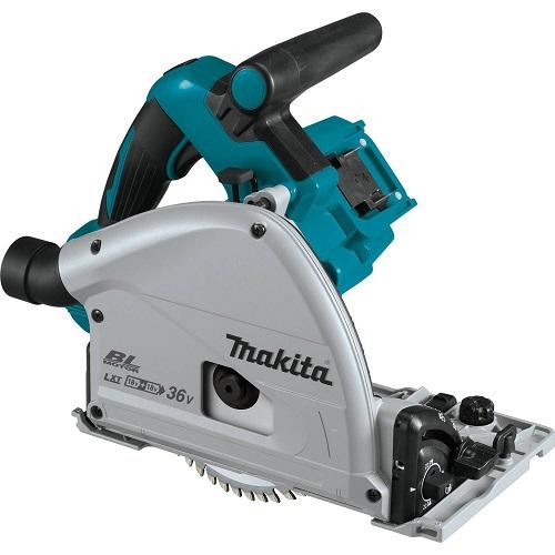 Makita XPS01Z 18V X2 LXT Cordless 6-12″ Plunge Circular Saw