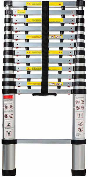 OxGord-Aluminum-Telescopic-Extension-Ladder-