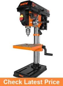 WEN-4210-Drill-Press-with-Laser,-10-Inch,