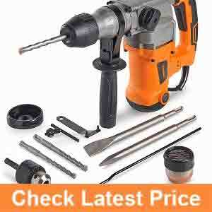 VonHaus-10-Amp-electric-powered-Rotary-Hammer-Drill0000-