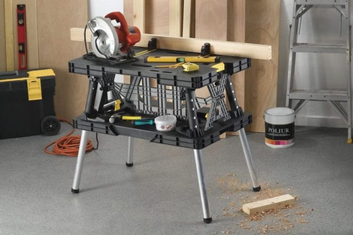 15 Easy Diy Miter Saw Stand Plans Unleash Your Creativity