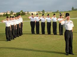 Drill Team Training