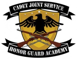 cadet joint service honor guard academy1