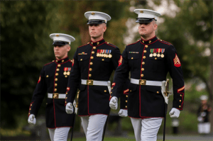 Marine Corps Honor Guard