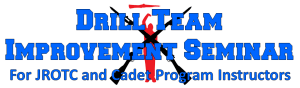 DrillMaster Drill Team Improvement Seminar