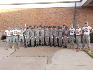 DrillMaster and Fish Drill Team 2014