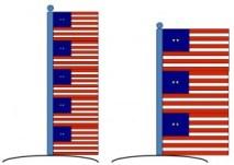 Flag Pole Height