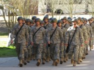 Basic Trainees Marching stackflikrcom