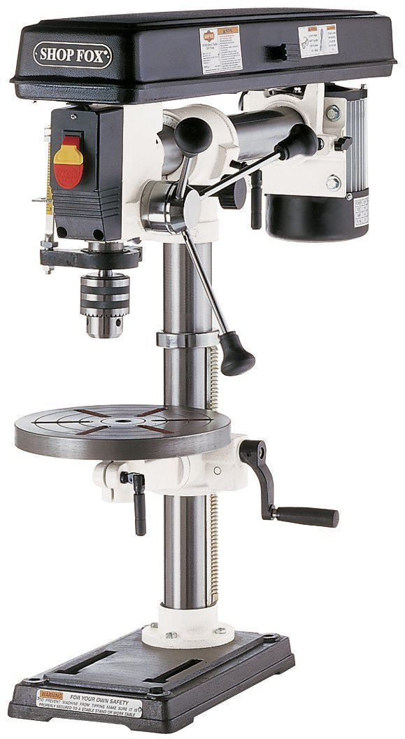 Radial Drill Press Uses