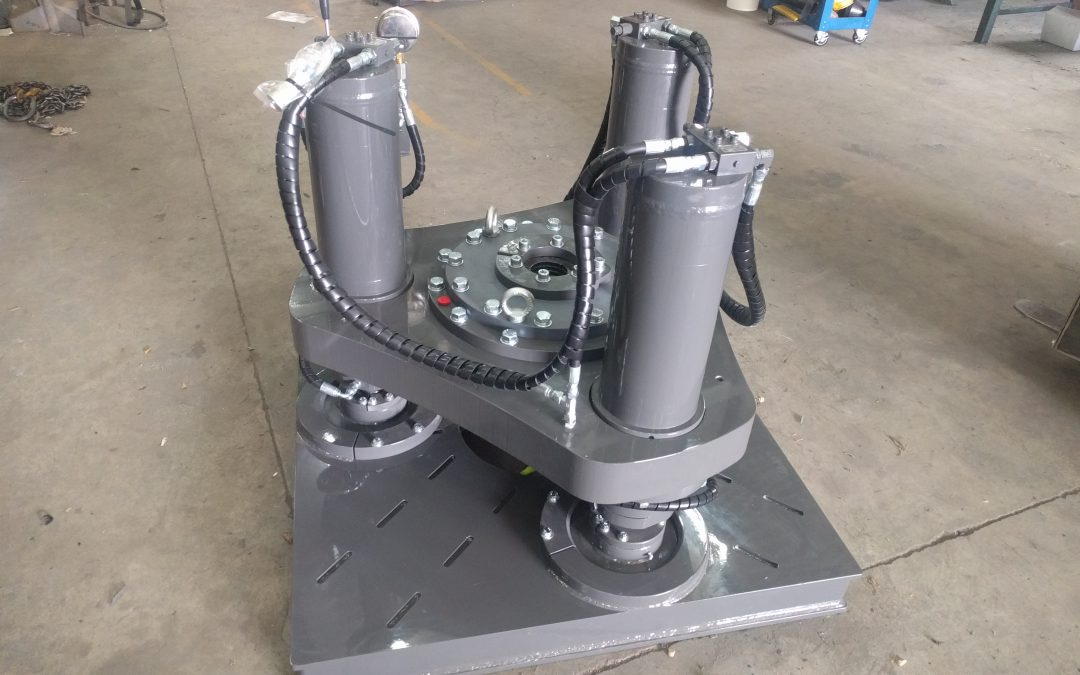 Australian made equipment at Drill 2017