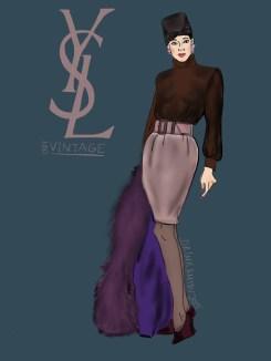 YSL vintage by drimkamtru