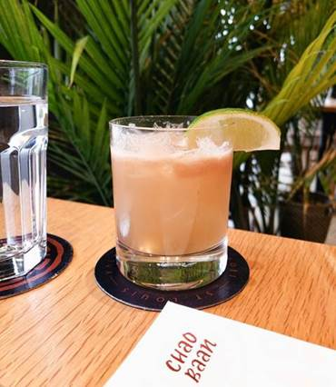 Sour Newest Thai Cocktail Menu