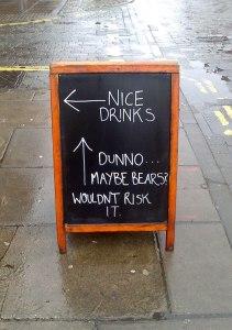drink or risk