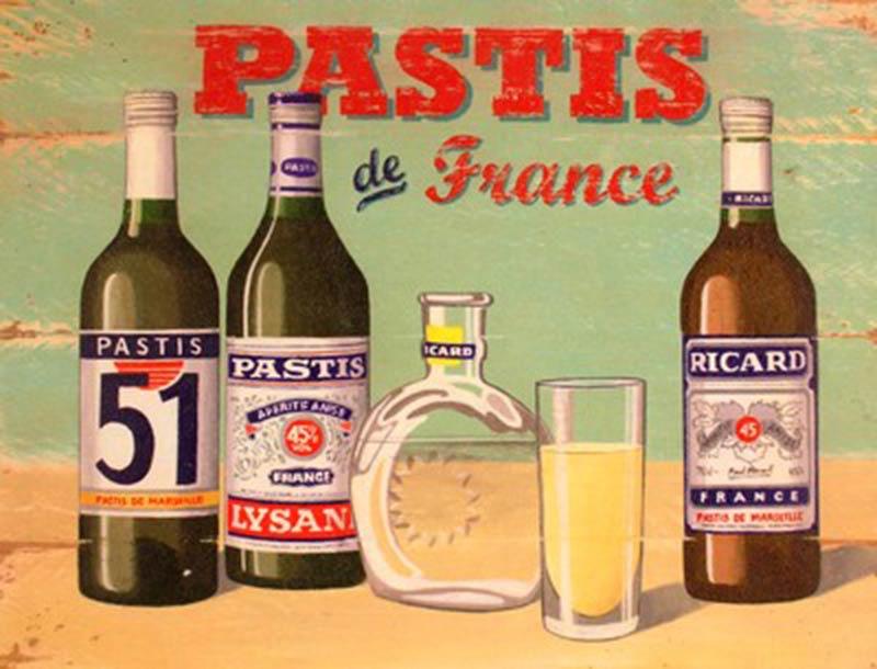 Pastis, come si fa il drink francese all'anice