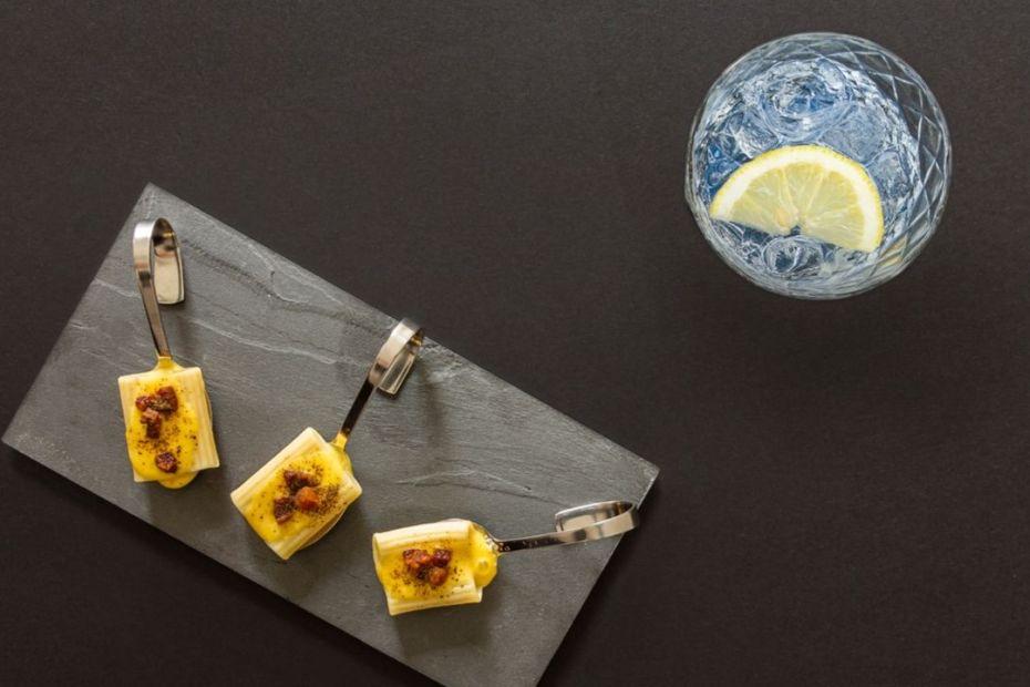 gin tonic ricetta carbonara fredda