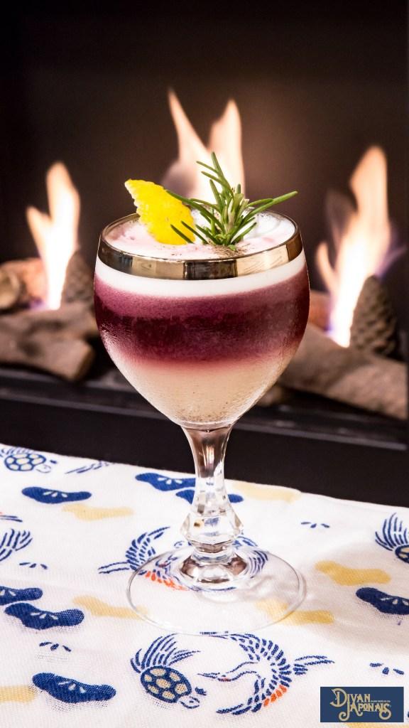 drink TUSCULUM di Max La Rosa, proprietario e barman del Divan Japonais di Frascati 2