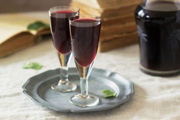 Cream de Cassis liquore di ribes nero francese