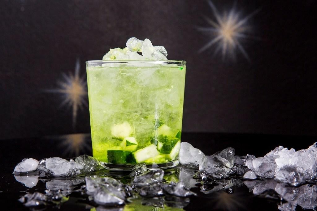 HULK SMASHES realizzato da I Maestri del Cocktail PHOTO BY GIOVANNA DI LISCIANDRO