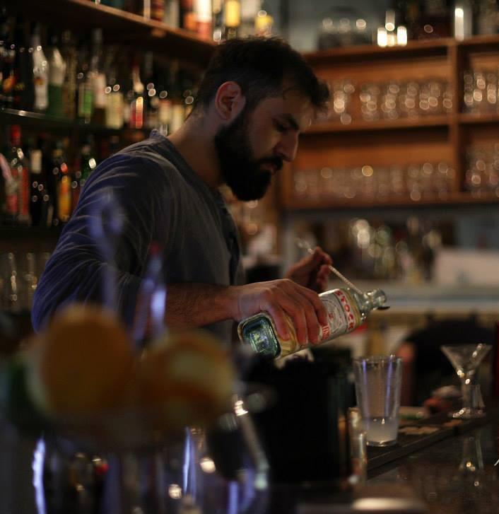 Antonio Tittoni bar manager e proprietario del Depero Club di Rieti