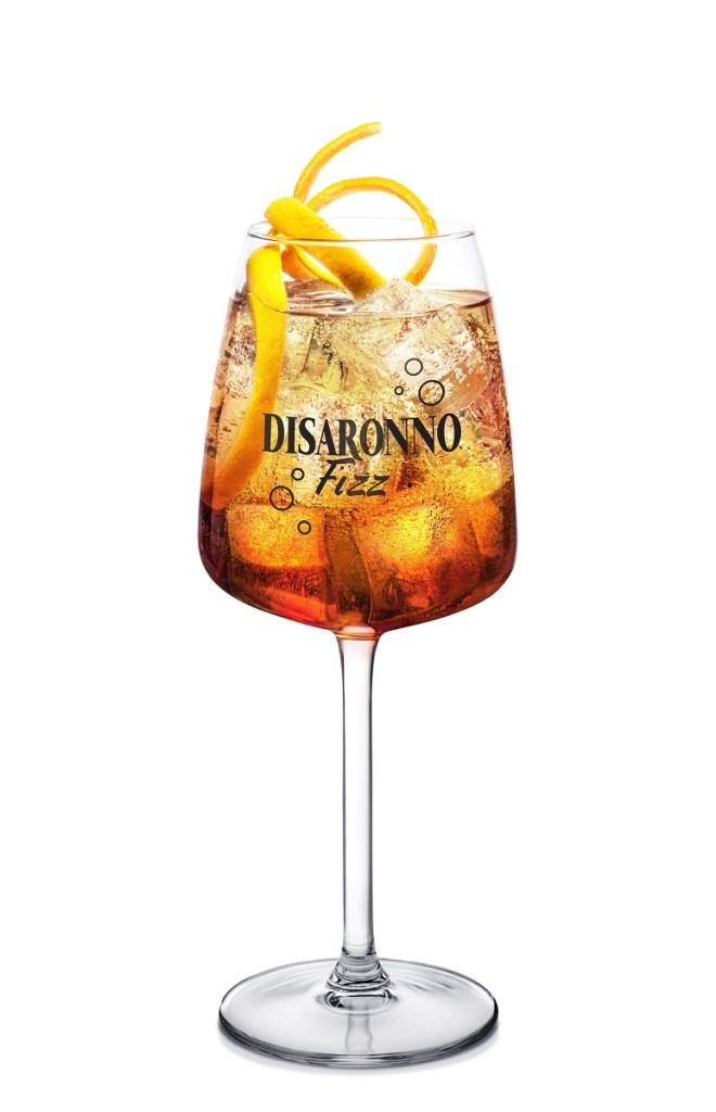 cocktail Disaronno Fizz