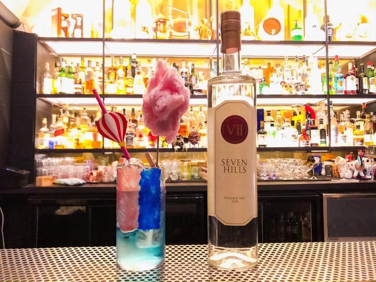 drink THE FREAK CIRCUS di Andrea Franzo' bar manager di Barcollo a Ortigia