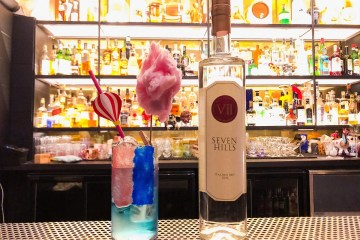 drink THE FREAK CIRCUS di Andrea Franzo' bar manager di Barcollo a Ortigia
