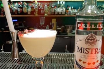 drink VERONA BEACH di Virginie Doucet bartender del Mad Soul & Spirits di Firenze 2