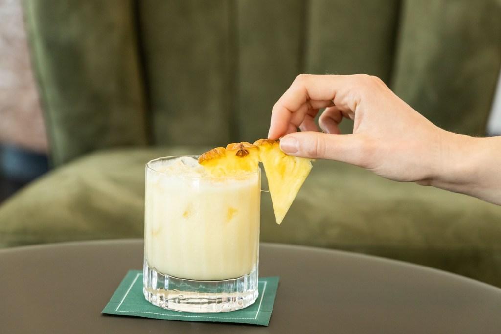 pina colada cocktail ricetta