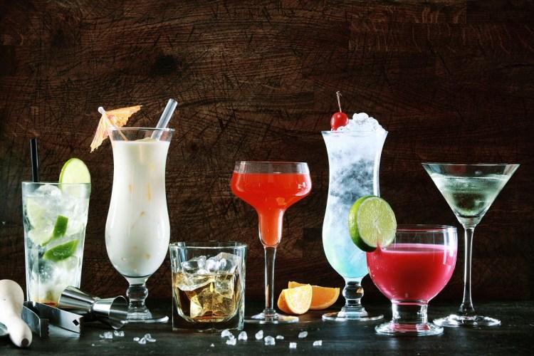 categorie dei cocktail