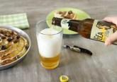birra Igea e Focaccia tonnata