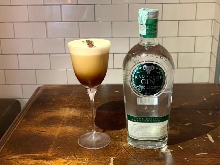 drink LA PODEROSA di Alessio Giovannesi bar manager di Baccano a Roma