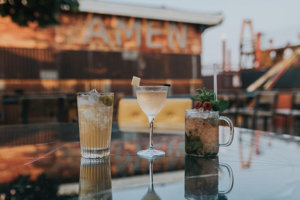 cocktail chiaretto di bardolino