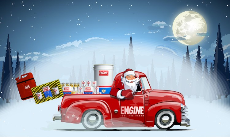 engine idee regali di natale