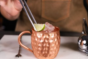 Moscow mule_drink