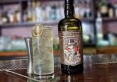 drink TRIS VINCENTE di Luca Romano bartender del 1000 Misture di Casarano