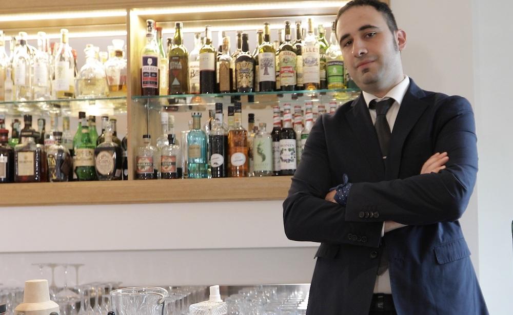 Alessio Ciucci, bartender del Borgo La Chiaracia Resort & SPA, di Castel Giorgio(Terni) 22