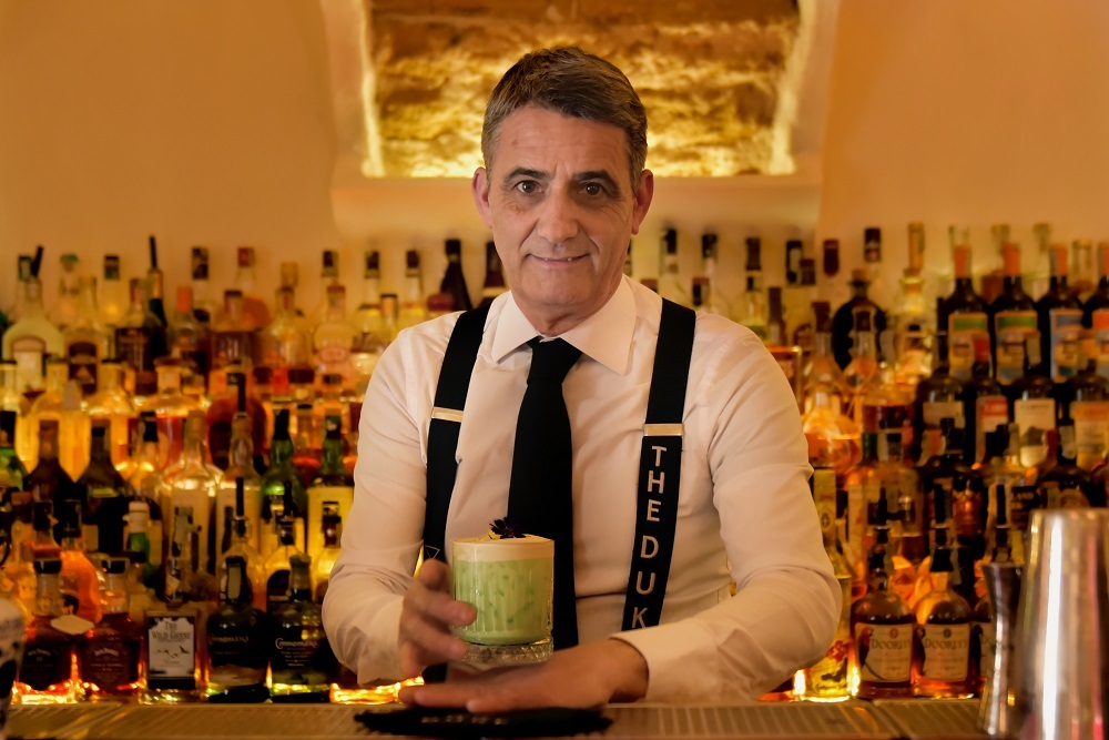 Leandro Serra bar manager del The Duke Cocktail Lounge Bar de La Maddalena 3