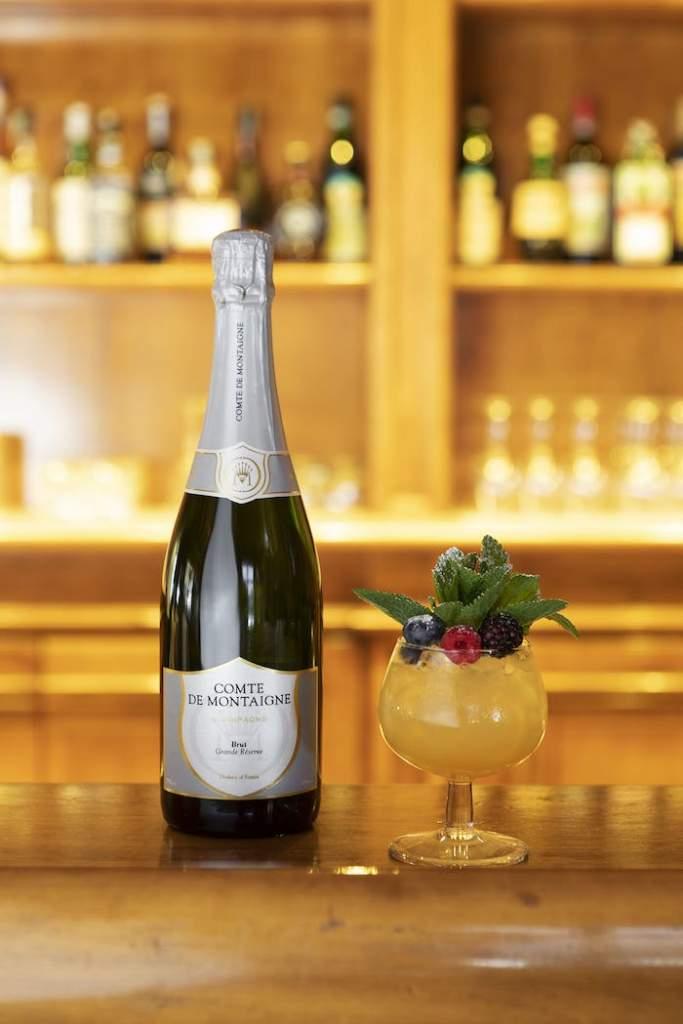 Cobler Champagne - Séduction