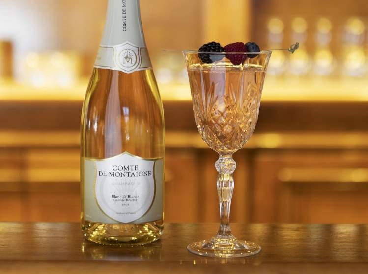 Cocktail Champagne - Impulsion
