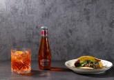 sanpellegrino cocktail e tacos di fegato