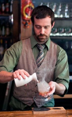 Sean Stitt, Chapel Tavern