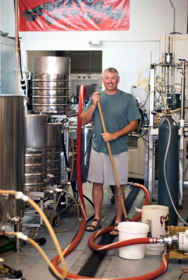 StoneyHead Brewery