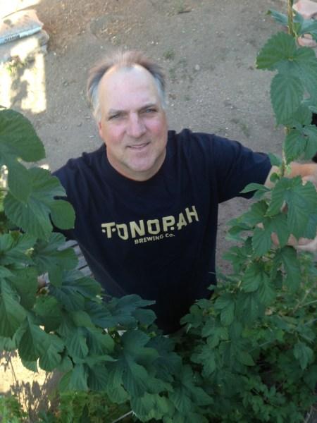 Lance Jergensen, Tonopah Brewing